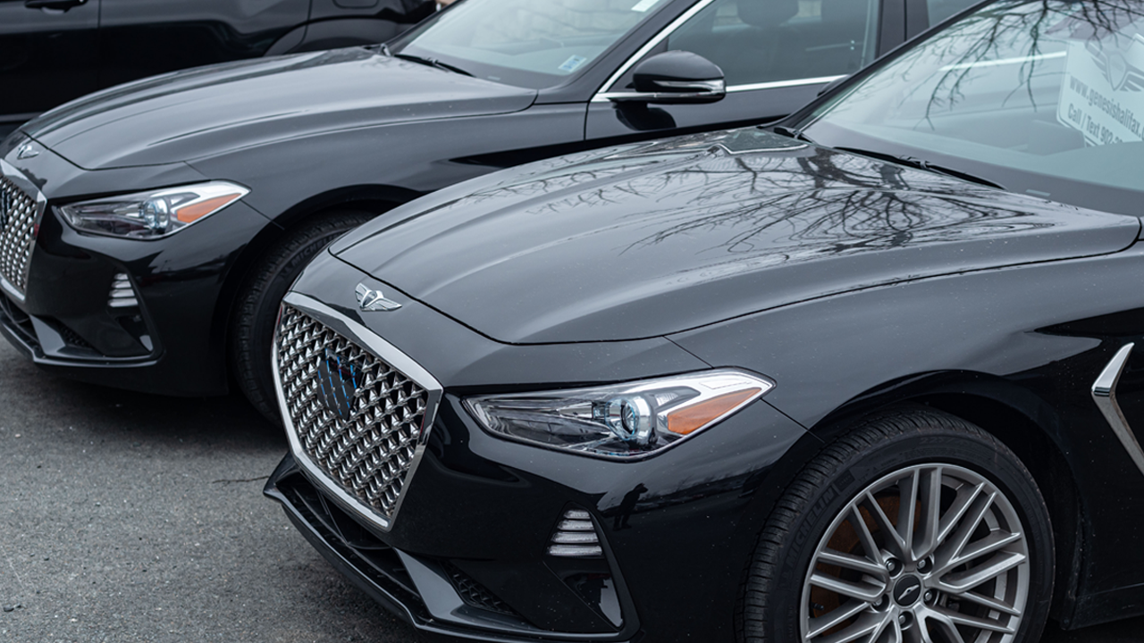 An all-around look at the Genesis G70
